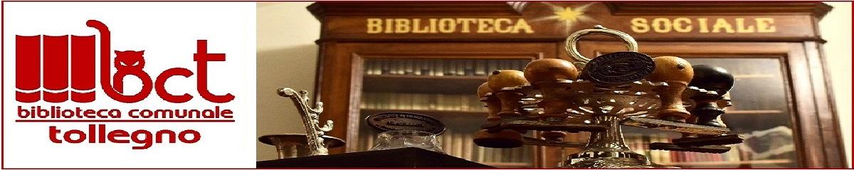 BIBLIOTECA CIVICA DI TOLLEGNO